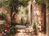 provence-eze-village-50x40d